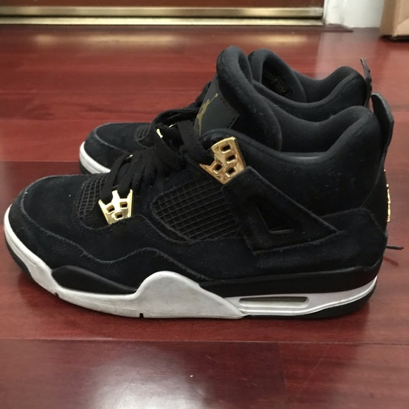 Jordan Shoes   Air Jordan 4 Retro Gold